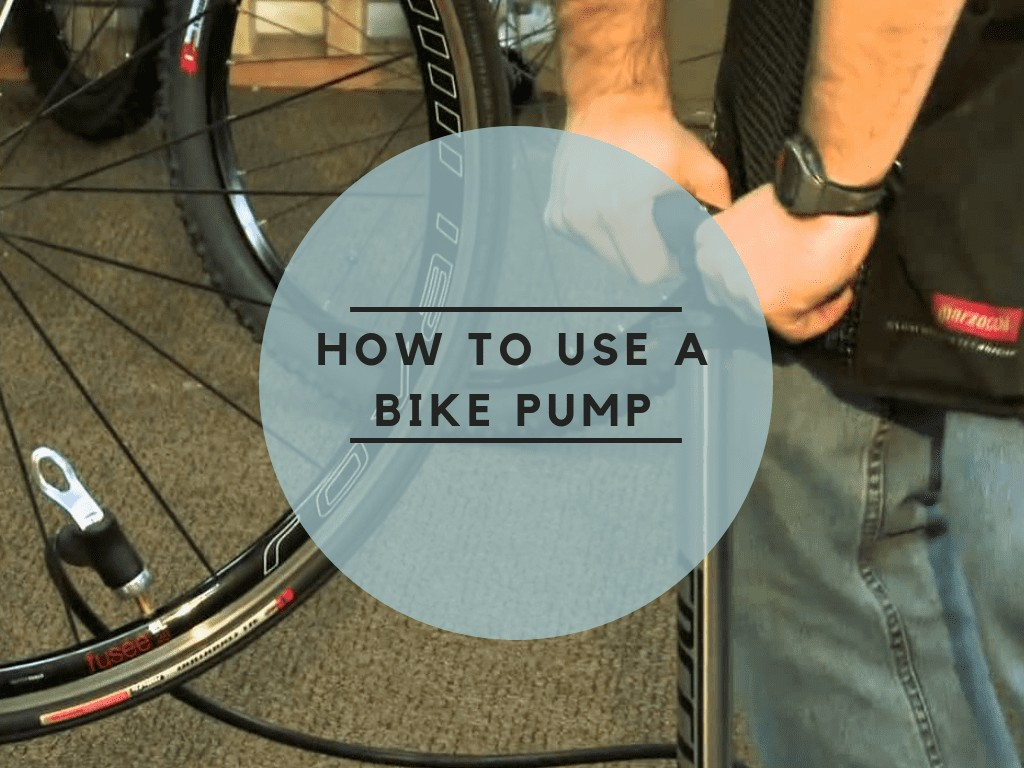 A Comprehensive Guide On How To Use A Bike Pump Outdoor Lab With J